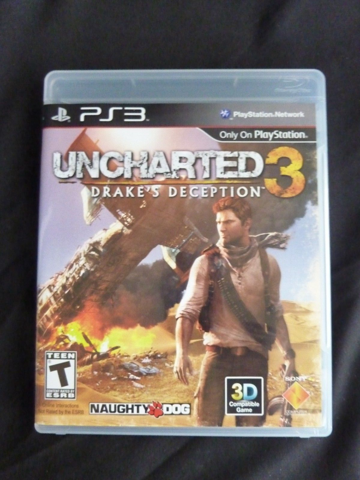 Primary image for PlayStation 3 : Uncharted 3: Drakes Deception Video Games