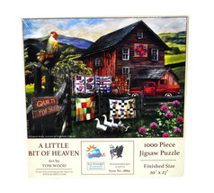 A Little Bit of Heaven Jigsaw Puzzle 1000 Piece - $22.46
