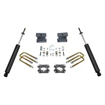 "For Toyota Tacoma 05-17 MaxTrac Suspension 4"" Blocks Rear Suspension Lift Kit - $329.99"