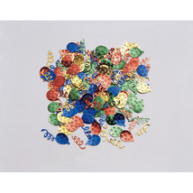Confetti Balloon and Streamer Mix/Case of 12 - $28.82