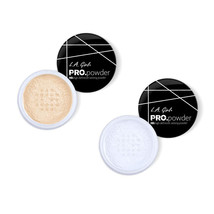 L.A. Girl LA Pro Powder HD Setting Face Makeup Flawless Matte Finishing ... - $4.99