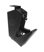 GUN SAFE-RP311F Desk Mounted Firearm Safety Device with Biometric Fin... - $99.95