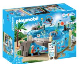 Playmobil Aquarium 9060 - $75.00