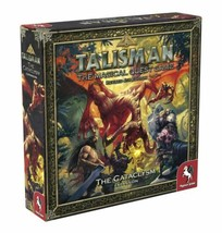 Talisman 4th Edition - The Cataclysm Expansion   -=NEW=- - $54.95