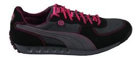 Mens Puma Easy Rider Trek Sneakers - Black/Grey/Pink Size 7 [348291 02] - $74.99