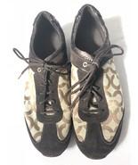 Coach Womens Shoes 9.5 Kelbie Brown - $32.33