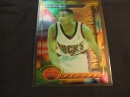 1993-94 Topps Finest #160 Eric Murdock -Milwaukee Bucks- - $3.12