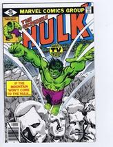 Incredible Hulk #239 Marvel Comics Group 1979 - $12.25