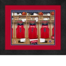 Personalized Washington Wizards 12 x 16 Locker Room Framed Print - $63.95