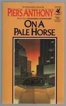 On a Pale Horse - Piers Anthony - PB - 1983 - Ballantine Books - 0-345-3... - $1.47