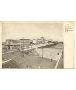 Young's Pier Atlantic City New Jersey Vintage 1906 Post Card - $6.00