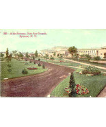 New York State Fairgrounds, vintage 1911 post card - $6.00