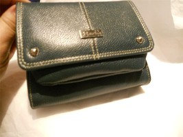 Buxton Westcott Genuine Leather, Wallet,Green - $24.68 CAD