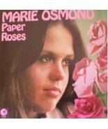 Marie Osmond Paper Roses LP - $7.00