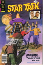 Star Trek Classic TV Series Comic Book #57, Gold Key Comics 1978 VFN/NEA... - $36.66