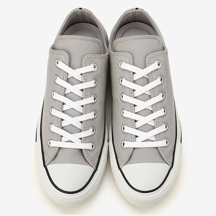 CONVERSE CHUCK TAYLOR ALL STAR 100 PASTELPIQUE OX Gray Japan Exclusive