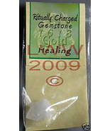 Ritually Charged Healing Crystal Gemstone Wicca Pagan - $5.99