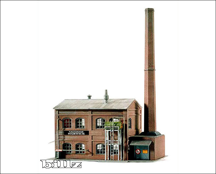 CON-COR ConCor N 689 - Cambria City Boiler House - KIT