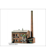 CON-COR ConCor N 689 - Cambria City Boiler House - KIT - $47.50