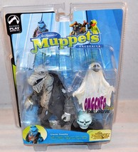 The Muppets Show Uncle Deadly Exclusive Figure Glow In The Dark Gray Var... - $19.99