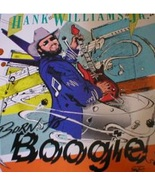 Hank Williams, Jr. Born to Boogie LP - $8.50