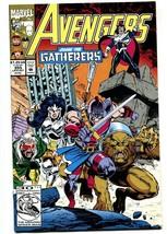 Avengers #355 1st Gatherers-New Sersi costume NM- - $25.22