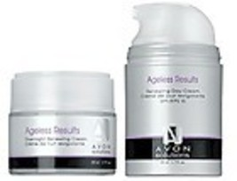 Avon Ageless Results Overnight Renewing Cream 1.7 oz 50 ml - $12.99