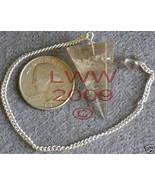 6-sided Smoky Quartz Gemstone Pendulum Divination Pagan Wiccan - $6.85