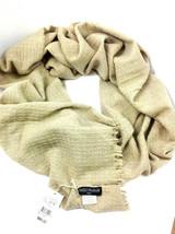PAOLO MARIANA Merino Wool Extra Fine Knit Scarf - MADE IN ITALY - $44.54