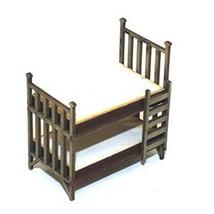 28mm Furniture: Brass Bunk Beds
