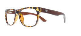 Ebe Reading Glasses Mens Womens Retro Dark Tortoise Readers Full Frame - $31.64+