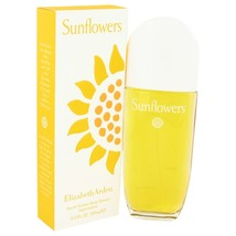 Sunflowers By Elizabeth Arden Eau De Toilette Spray 3.4 Oz 401812 - $19.85