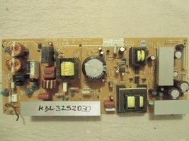 Sony KDL-32V2000 G1 Power Supply Board Unit 1-468-980-12 - $14.85