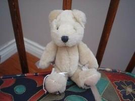 Ganz Wee Bear Village 5 inch 1999 Curly Bear Retired H2651 - $58.00