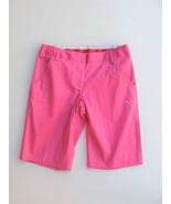 Golf Shorts Bermuda Shorts Puma Golf Sateen Pink Golf Shorts NEW 4 NWT $... - $27.72