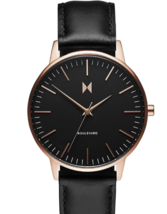 MVMT Women's Boulevard Monica Minimalist Vintage Watch 38mm MB01-RGBL - $99.95
