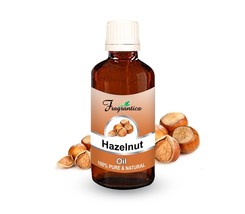 Fragrantica Hazel Nut Oil 100% Undiluted Natural Pure Uncut Carrier Oil 30 Ml - $11.71