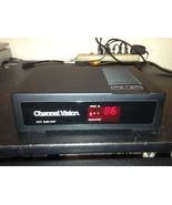 Channel Vision CVT-3 UB/UHF 3 Input Video / Audio RF Modulator - $19.95