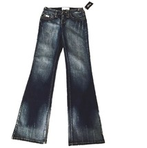 Jeans Baby Phat  Women's Girls Size 1 bell-bottomed Jeans - $23.22