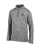 Champion University of Michigan Arctic Fleece Pullover in Sz Large in Gray - $29.69