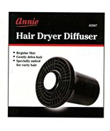Annie Hair Dryer Diffuser Regular Size Specially Suited for Curly Hair  ... - $9.85