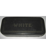 White Rotary Attachments 6 Binding Feet In Original Metal Case Used - $12.50