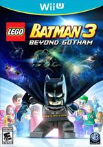 LEGO BATMAN 3:BEYOND GOTHAM  - Wii U - (Brand New) - $24.25
