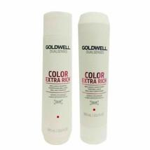 Goldwell Dualsenses Color Extra Rich Shampoo & Conditioner DUO Set, 10.1 oz each - $29.69
