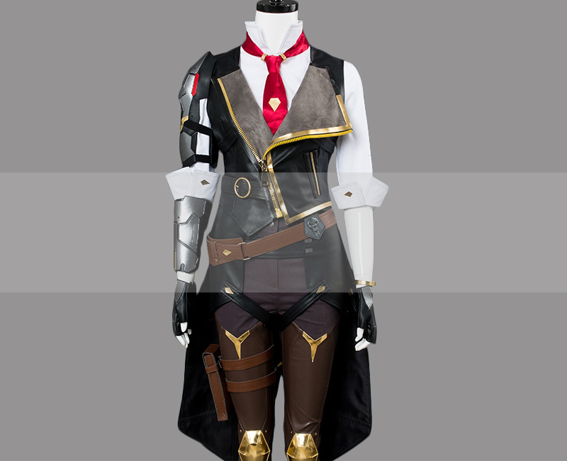 Overwatch ashe cosplay costume for sale