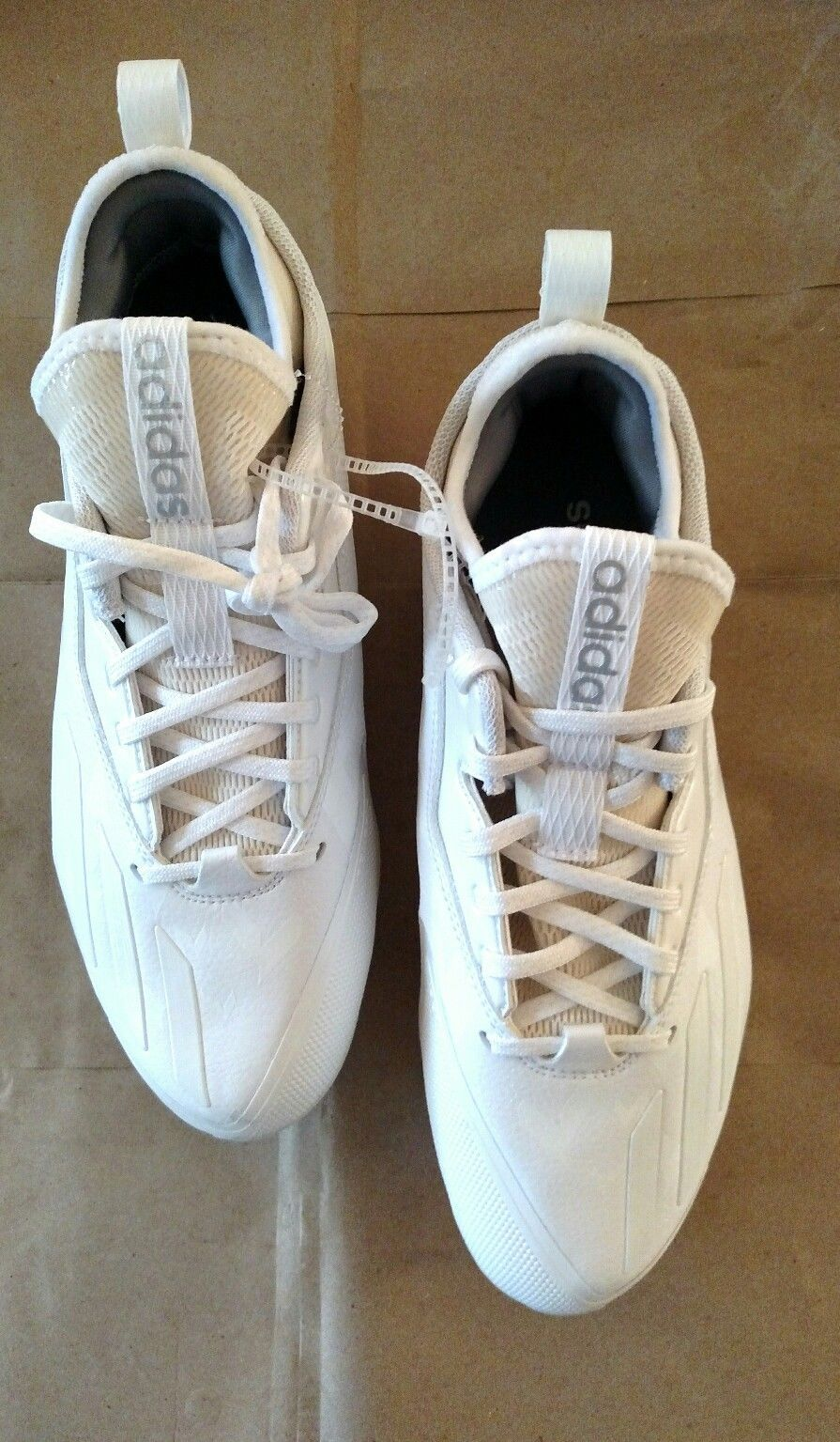806dee2094a3 57. 57. Previous. Adidas Energy Boost Icon 2 2.0 Metal Baseball Cleats  B27499 White Size 8. Adidas Energy Boost ...
