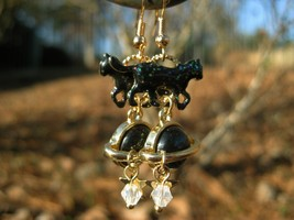 Haunted Moonstar7spirits 7 powers Celestial Earrings  - $33.33