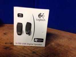 Logitech S150 Digital Sound Computer Speakers - Black - $28.05