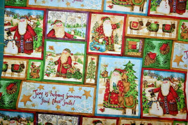 SANTA'S JOURNEY PICTORIAL BY DEB HRON - $7.91
