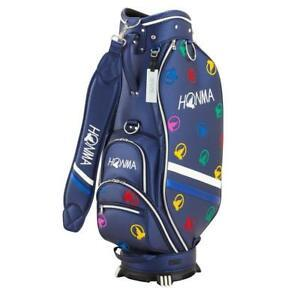 Primary image for F/S Honma Golf Caddy Bag HONMA CB-1816 Men`s Navy from Japan